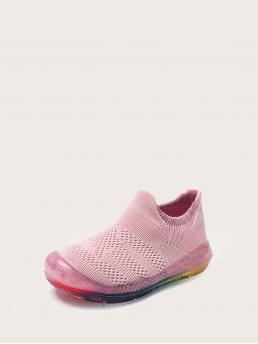 Clearance Toddler Girls Slip on Sneakers