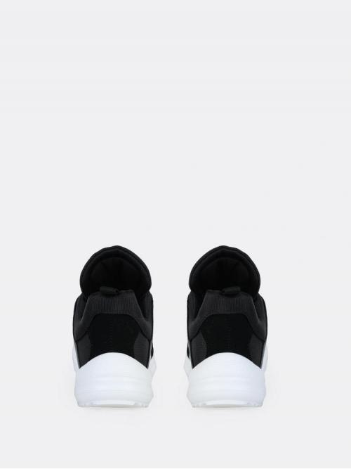 Fashion Corduroy Black Skate Shoes Embroidery Sole Top Dad Sneakers